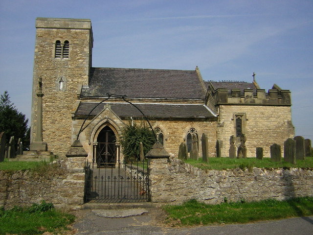 St.Lawrence & St.George's church, Springthorpe, Lincs.