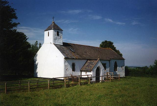 Withycombe: Rodhuish chapel