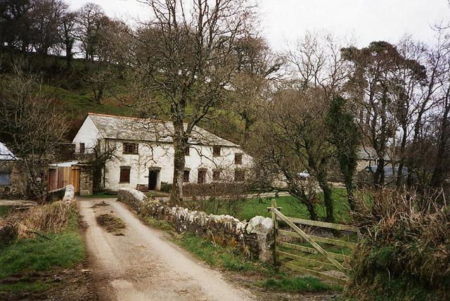 Laneast: Gimblett's Mill