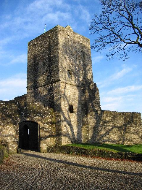 Mugdock Castle, Mugdock Country Park, East Dunbartonshire