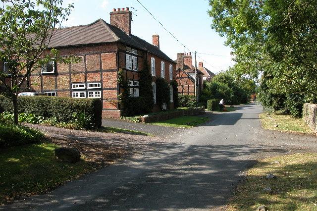 Church Lane, Stoulton