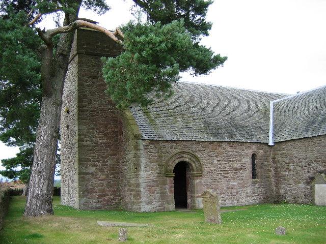 Tullibardine Chapel, near Auchterarder, Perthshire