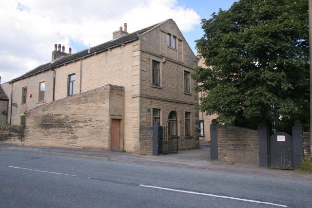 School Rooms, Law Hill, Southowram