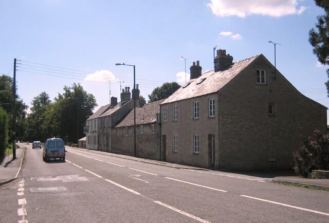 Ermin Street, Stratton