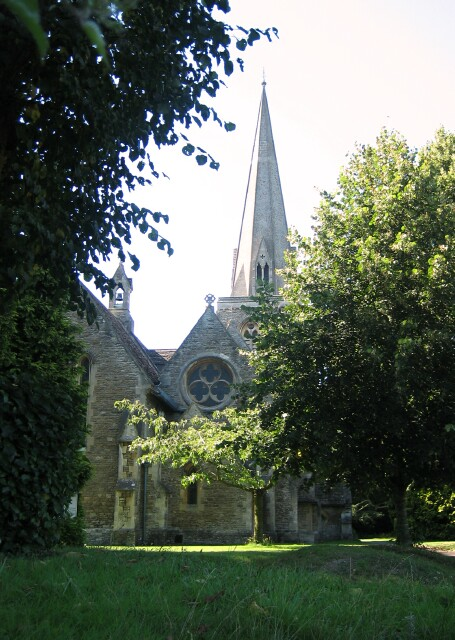Watermoor Church