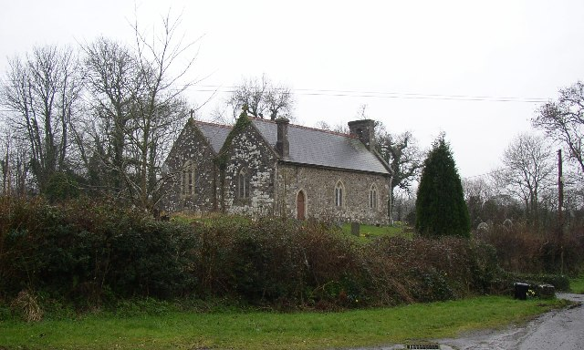 Martletwy Church