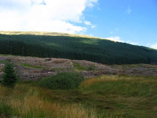 Clachaig Hill