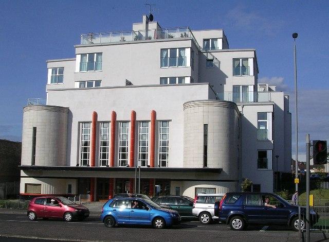 Converted Art Deco Cinema