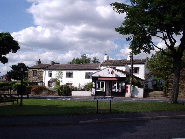 East Bierley Post Office