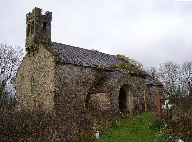 Yerbeston Church