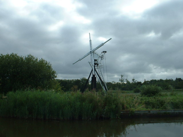 Clayrack Drainage Mill