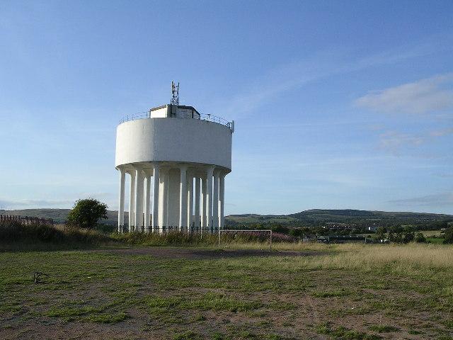 Drumchapel Water Tower