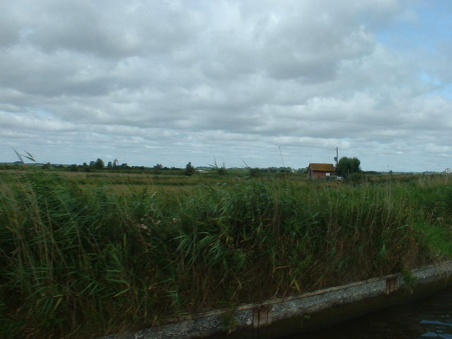 Fenland and Drainage Pump
