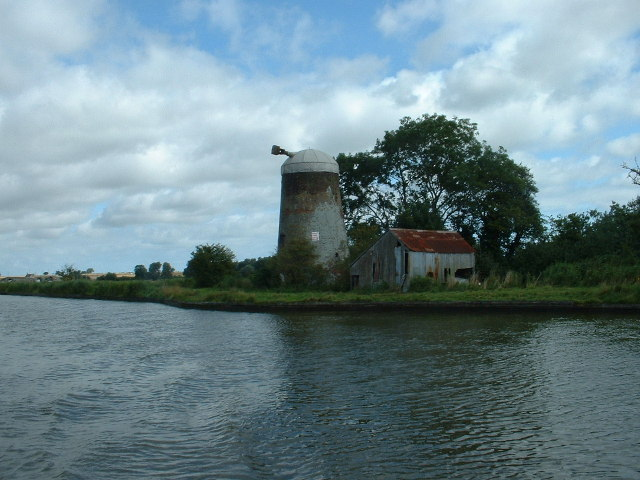 Oby Drainage Mill