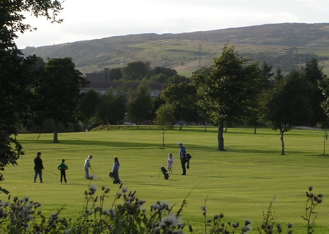 Clydebank and District Golf Club, Hardgate