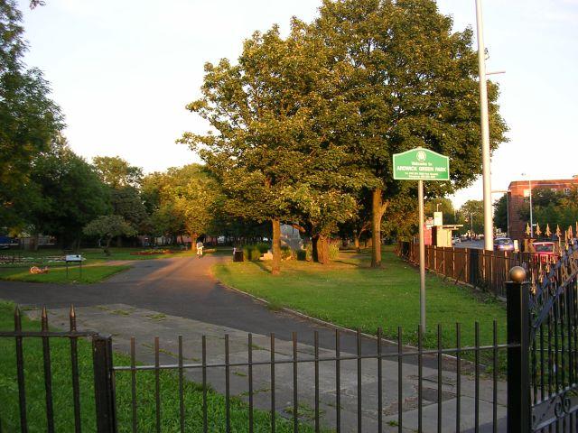Ardwick Green Park