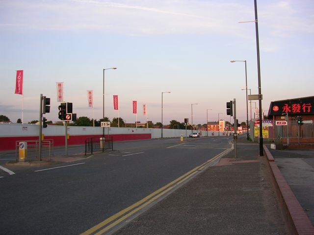 Ashton Old Road, Beswick