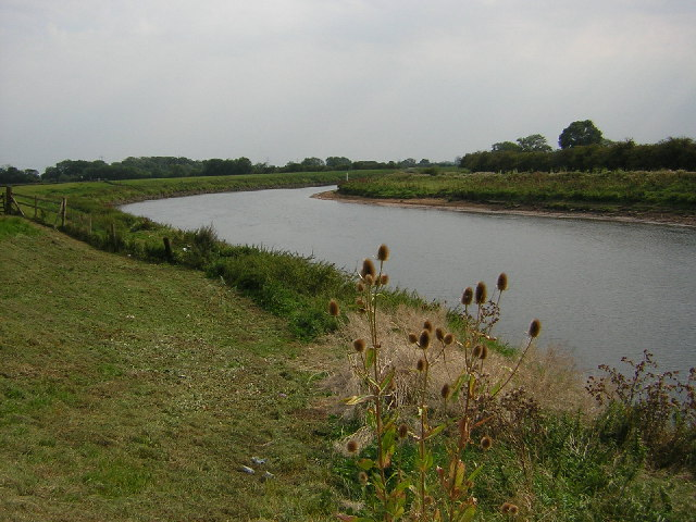 River Trent from Besthorpe Wharf