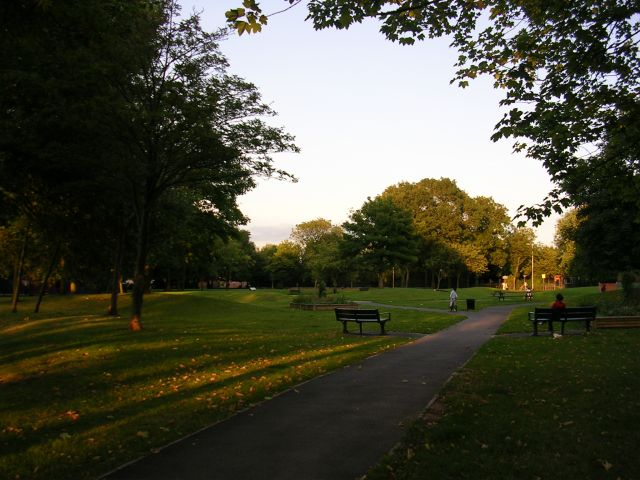Swinton Grove Park