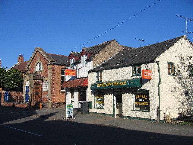 Chapel, Chinese and Chippy, Brinklow