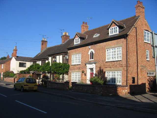 Broad Street, Brinklow