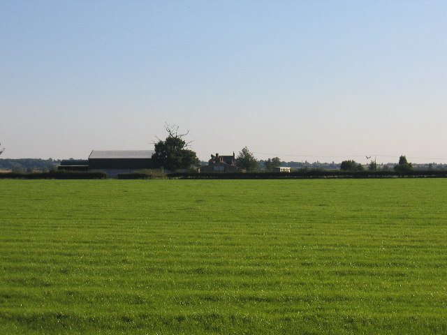 Abbey Hall Farm near Brinklow