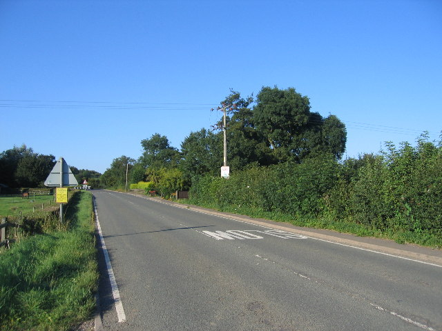 Fosse Way near Brinklow