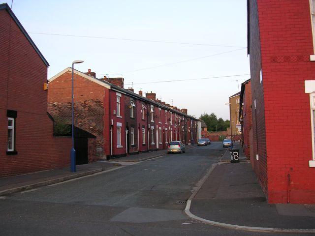 Hovis Street, Openshaw
