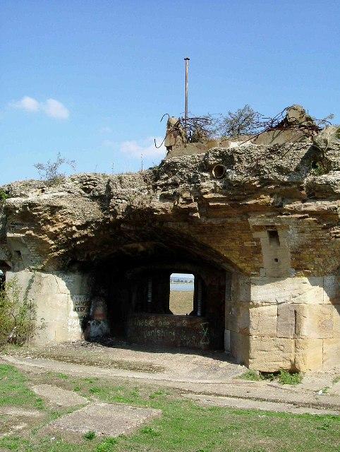 Shornmeade Fort