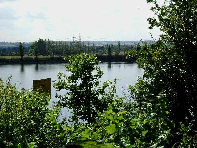 View towards Buckland