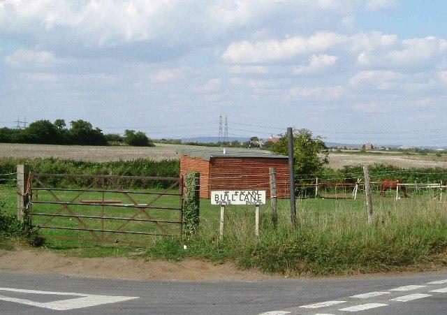 Bull Lane Paddock