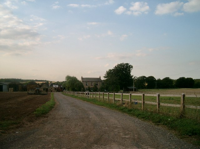 Leyfields Farm