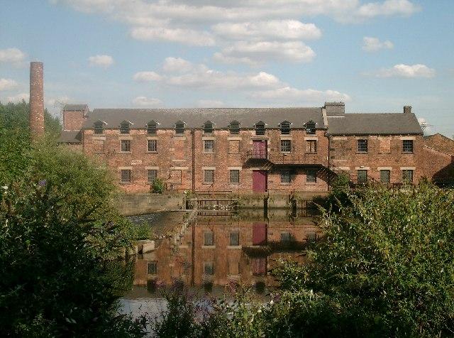Thwaite Mills