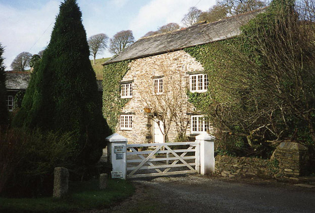 St Germans: Heskyn Mill, Tideford