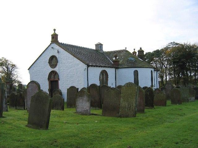 Ruthwell Parish Church, Ruthwell, Dumfries