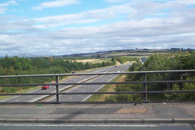 A92 to Lochgelly
