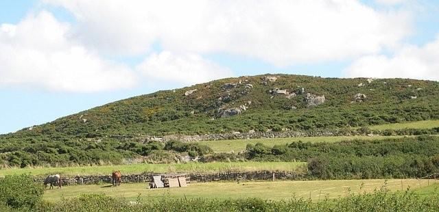Trevalgan Hill