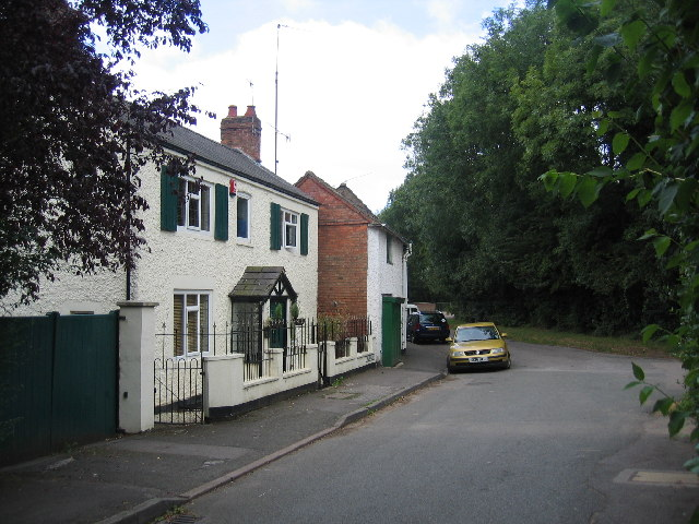 Old Cottages, Lower Eastern Green, Coventry