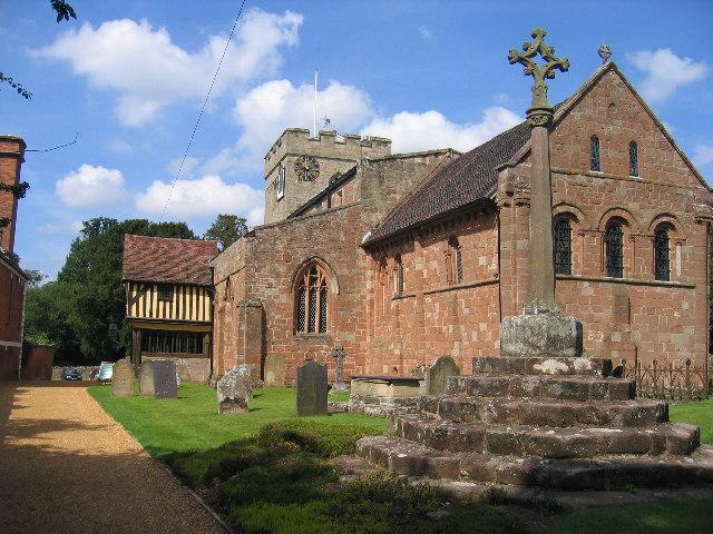 The Church of St John the Baptist, Berkswell