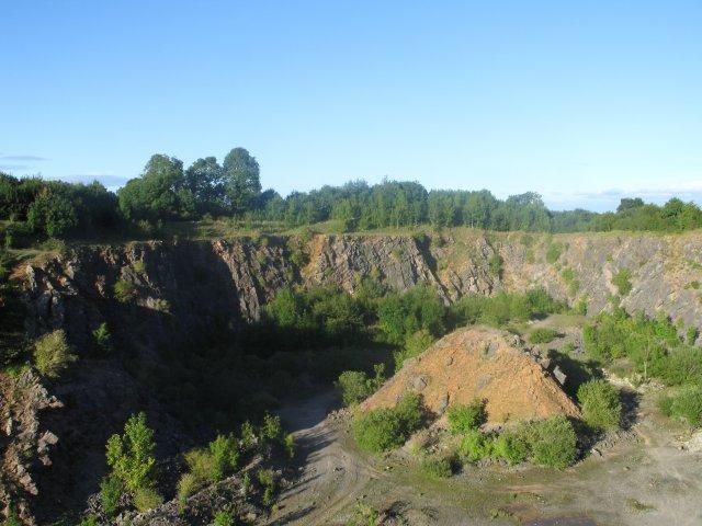 """""""Fairy Cave"""" Quarry"""