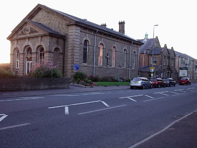 Birkenshaw Methodist Church
