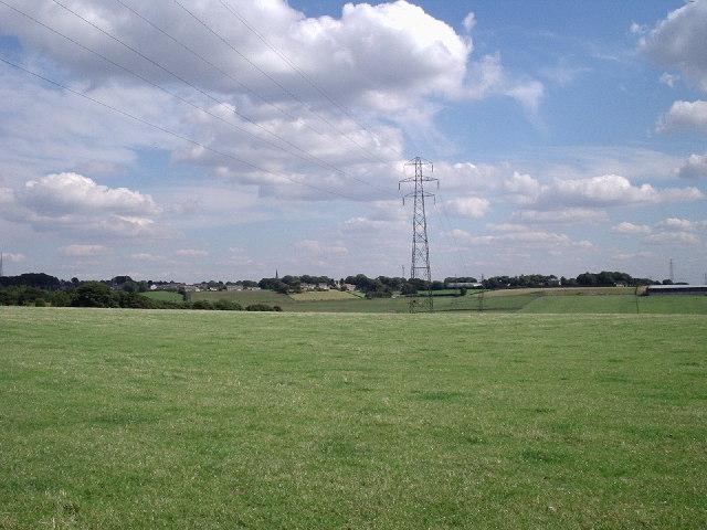 Farmland South of East Bierley