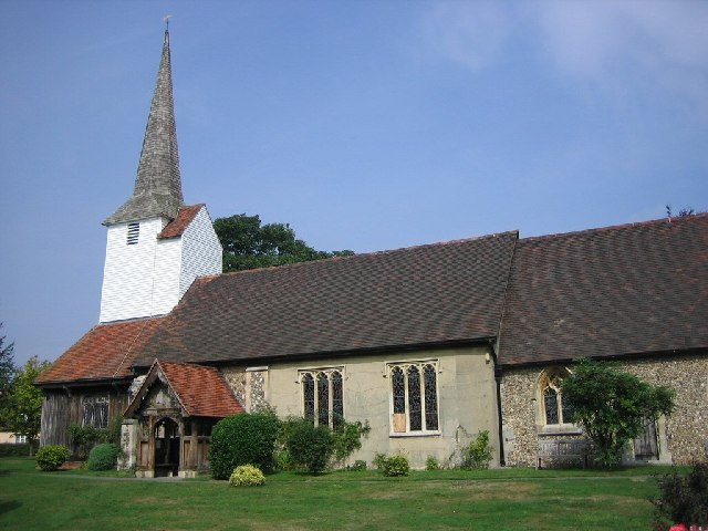 Stock - The Parish Church