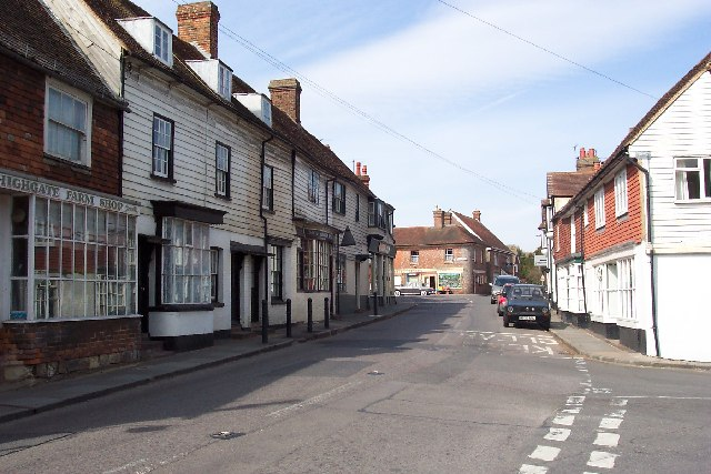 Rotherfield town centre