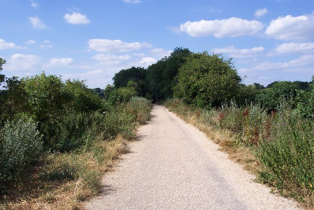 The Centurion Way cycle path