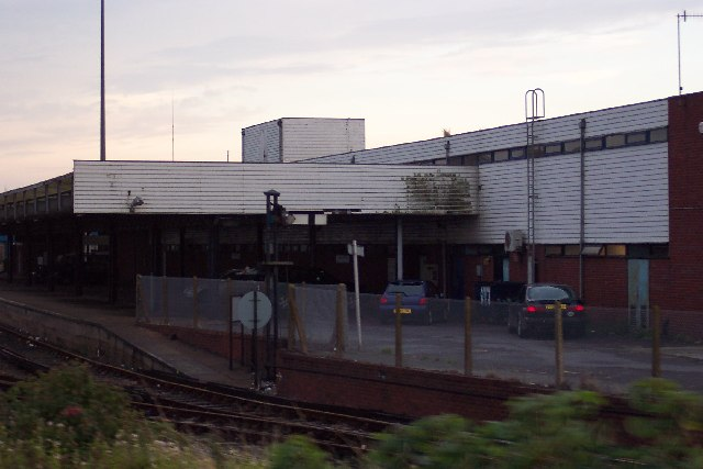 Newhaven Marine station