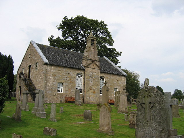 Baldernock Parish Church, near Milngavie, East Dunbartonshire