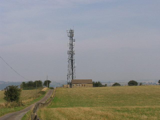 Communication Mast, St Paul's Epistle