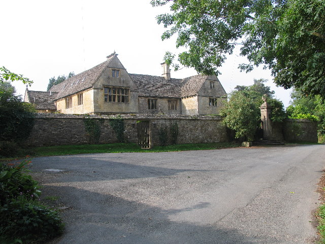 The Manor House, Upper Dowdeswell