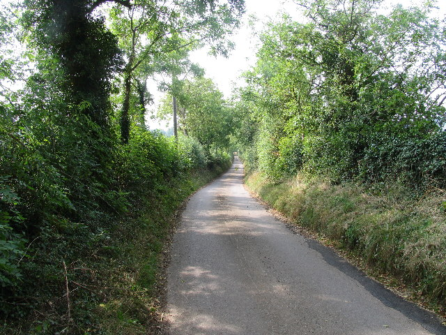 Gloucestershire Way near St Paul's Epistle